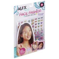 SPA Face Fashion Sticker Decals