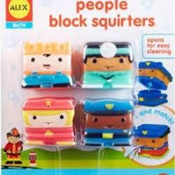 People Block Squirters