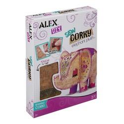 Sew Corky - Elephant Plush