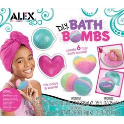 Fizzy DIY Bath Bombs Spa Kit