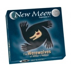 Werewolves of Millers Hollow: New Moon Expansion