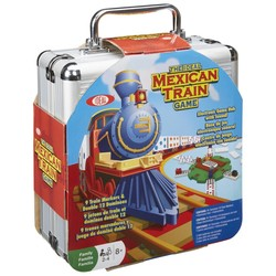 Mexican Train Game in Tin