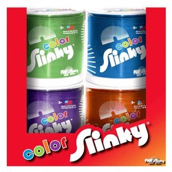 Colored Slinky