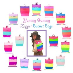 Yummy Zipper Buckets