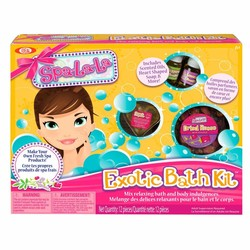 Spa-La-La Exotic Bath Kit