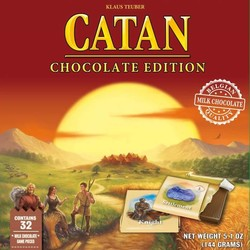 Catan: Chocolate Edition Case