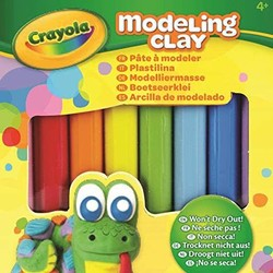 Crayola Modeling Clay 8 Count