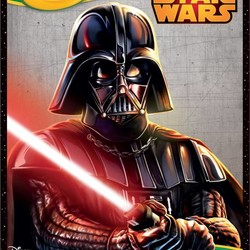 Giant Coloring Pages - Star Wars