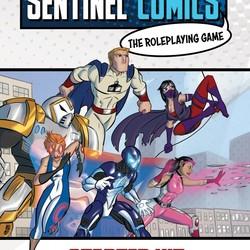 Sentinel Comics Roleplaying Game: Starter Kit