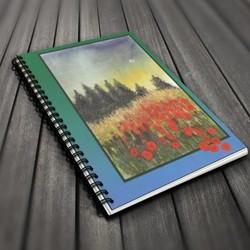 Go Wild! Blank Journal - Wildflowers