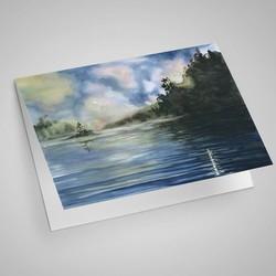 Pickerel Lake Notecard
