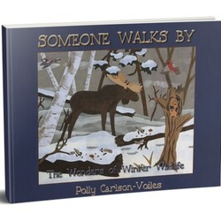 Someone Walks By - Hardcover