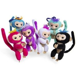 Fingerlings Mini Plush