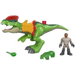 Jurassic World Imaginext Featured Figure & Dino Asst
