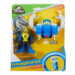 Jurrassic World Imaginext Basic Vehicle Asst