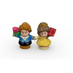Little People Disney Princess 2 pk Asst