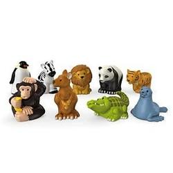 Little People Zoo Friends Animal Set