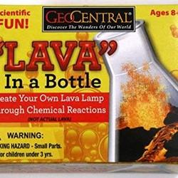 Lava in a Bottle Kit