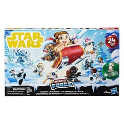 Star Wars S2 Micro Force Advent Calendar