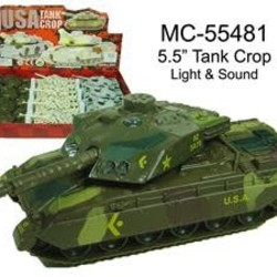 "7"" Diecast Tank"