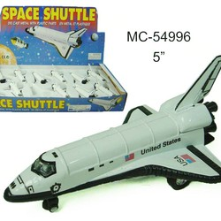 "5"" Diecast Space Shuttle"