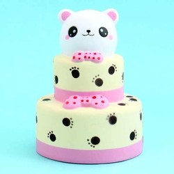 XXLarge Squishy - Kitty Cat Cake