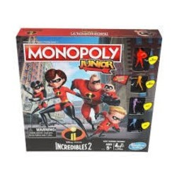 Monopoly Junior - The Incredibles