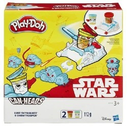 Play Doh Star Wars Cans