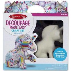 Decoupage Made Easy - Unicorn