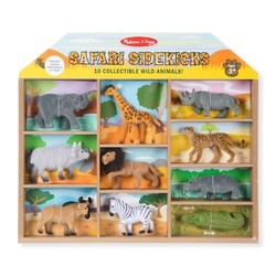 Safari Sidekicks Play Set