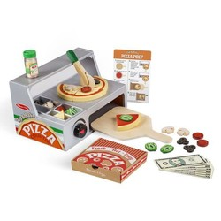 Top and Bake Pizza Counter Play Set