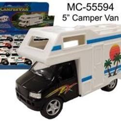 """5"""" Diecast Camper Van"""
