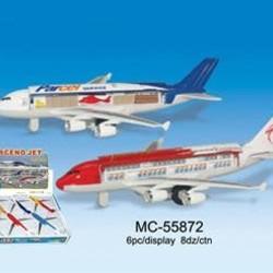 "7.5"" Diecast Sceno Jet"
