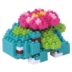 Nano Blocks - Venusaur - Pokemon