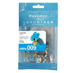 Nano Blocks - Lapras - Pokemon