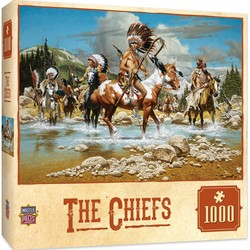 Tribal Spirit - The Chiefs 1000 Piece