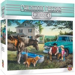 Childhood Dreams - Cowboy Dreams 1000 Piece