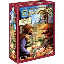 Carcassonne Expansion 2: Traders and Builders