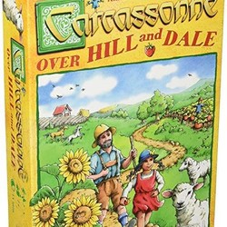 Carcassonne: Over Hill, Over Dale