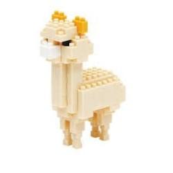 Nano Blocks - Alpaca
