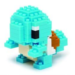 Nano Blocks - Squirtle - Pokemon