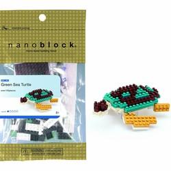 Nano Blocks - Sea Turtle
