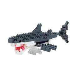 Nano Blocks - Great White Shark