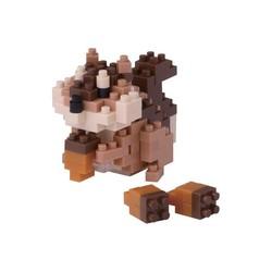 Nano Blocks - Squirrel