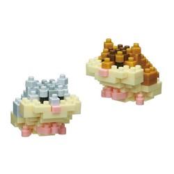 Nano Blocks - Hamster