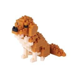 Nano Blocks - Golden Retriever