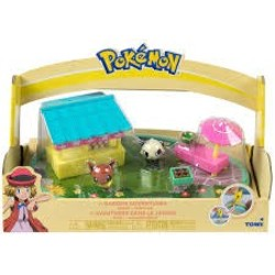 Pokemon Garden Adventures Playset Assortment