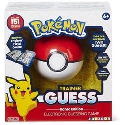 Pokemon Guess Game