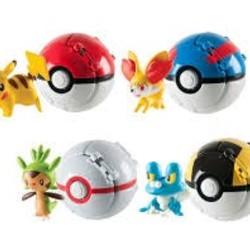 Pokemon Throw N' Pop Poke Ball Assortment Series 4