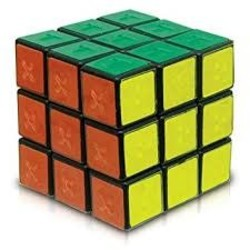 Rubik's Cube 3x3 - Tactile Cube